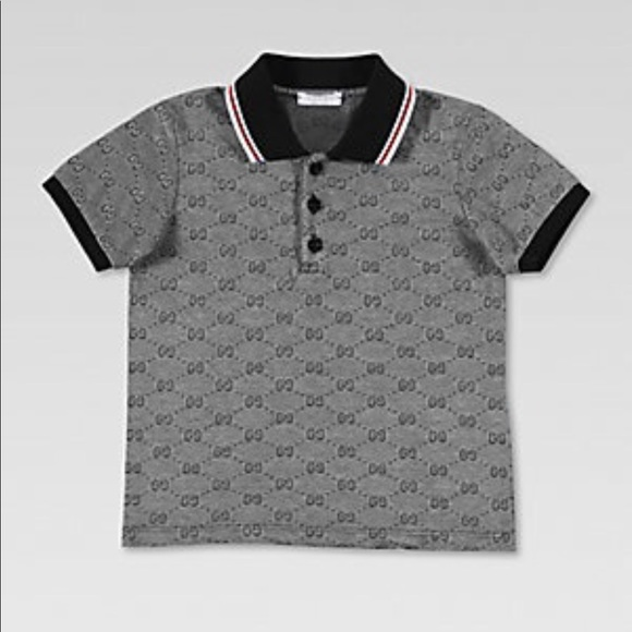 39f7f423abc Gucci Other - Boys polo Gucci tee